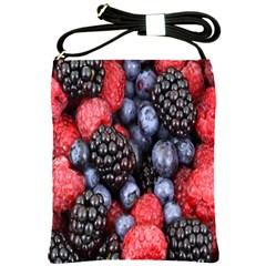 Forest Fruit Shoulder Sling Bags
