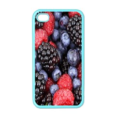 Forest Fruit Apple iPhone 4 Case (Color)