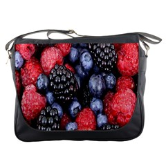 Forest Fruit Messenger Bags