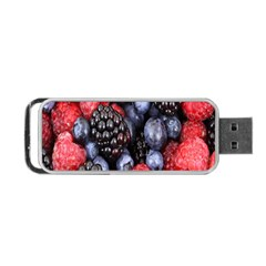 Forest Fruit Portable USB Flash (One Side)