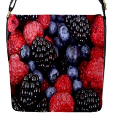 Forest Fruit Flap Messenger Bag (S)
