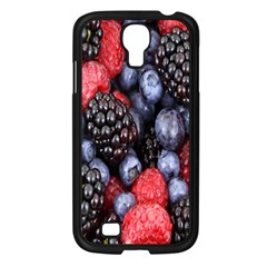 Forest Fruit Samsung Galaxy S4 I9500/ I9505 Case (Black)