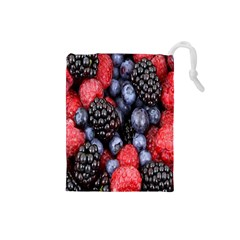 Forest Fruit Drawstring Pouches (Small)