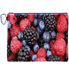 Forest Fruit Canvas Cosmetic Bag (xxxl)