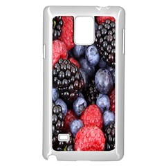Forest Fruit Samsung Galaxy Note 4 Case (White)