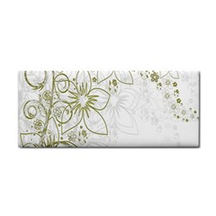 Flowers Background Leaf Leaves Cosmetic Storage Cases