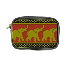 Elephant Pattern Coin Purse