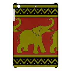 Elephant Pattern Apple iPad Mini Hardshell Case