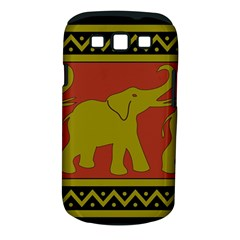 Elephant Pattern Samsung Galaxy S Iii Classic Hardshell Case (pc+silicone)
