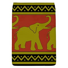 Elephant Pattern Flap Covers (S)