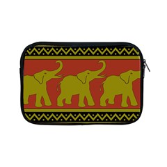 Elephant Pattern Apple iPad Mini Zipper Cases