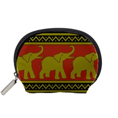 Elephant Pattern Accessory Pouches (Small)