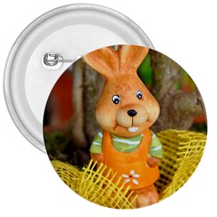 Easter Hare Easter Bunny 3  Buttons
