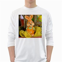 Easter Hare Easter Bunny White Long Sleeve T-Shirts