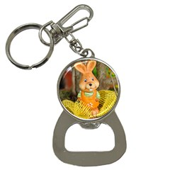 Easter Hare Easter Bunny Button Necklaces