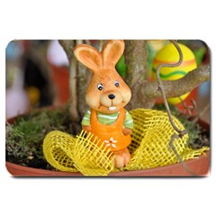 Easter Hare Easter Bunny Large Doormat