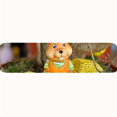 Easter Hare Easter Bunny Large Bar Mats