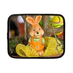 Easter Hare Easter Bunny Netbook Case (Small)