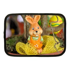 Easter Hare Easter Bunny Netbook Case (Medium)