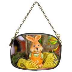 Easter Hare Easter Bunny Chain Purses (One Side)