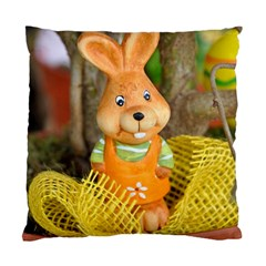 Easter Hare Easter Bunny Standard Cushion Case (Two Sides)