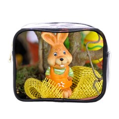 Easter Hare Easter Bunny Mini Toiletries Bags