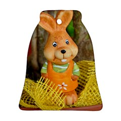 Easter Hare Easter Bunny Ornament (Bell)