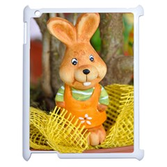 Easter Hare Easter Bunny Apple iPad 2 Case (White)