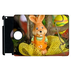 Easter Hare Easter Bunny Apple iPad 2 Flip 360 Case