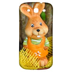 Easter Hare Easter Bunny Samsung Galaxy S3 S III Classic Hardshell Back Case