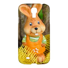 Easter Hare Easter Bunny Samsung Galaxy S4 I9500/I9505 Hardshell Case