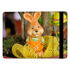 Easter Hare Easter Bunny Samsung Galaxy Tab Pro 12 2  Flip Case