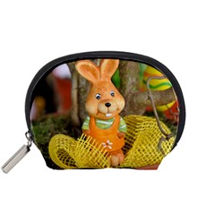 Easter Hare Easter Bunny Accessory Pouches (small)