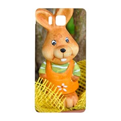 Easter Hare Easter Bunny Samsung Galaxy Alpha Hardshell Back Case