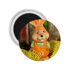 Easter Hare Easter Bunny 2.25  Magnets