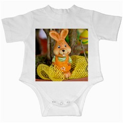 Easter Hare Easter Bunny Infant Creepers