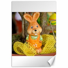 Easter Hare Easter Bunny Canvas 20  x 30