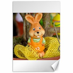 Easter Hare Easter Bunny Canvas 24  x 36