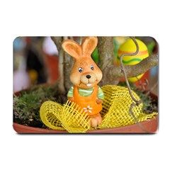Easter Hare Easter Bunny Small Doormat