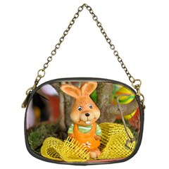 Easter Hare Easter Bunny Chain Purses (Two Sides)