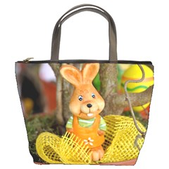Easter Hare Easter Bunny Bucket Bags