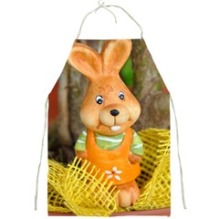 Easter Hare Easter Bunny Full Print Aprons