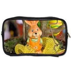 Easter Hare Easter Bunny Toiletries Bags 2-Side
