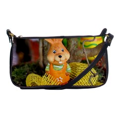 Easter Hare Easter Bunny Shoulder Clutch Bags