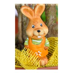 Easter Hare Easter Bunny Shower Curtain 48  x 72  (Small)