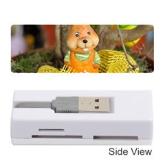 Easter Hare Easter Bunny Memory Card Reader (Stick)