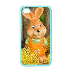 Easter Hare Easter Bunny Apple iPhone 4 Case (Color)