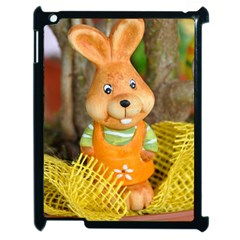 Easter Hare Easter Bunny Apple iPad 2 Case (Black)