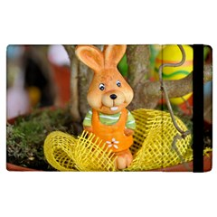 Easter Hare Easter Bunny Apple iPad 2 Flip Case