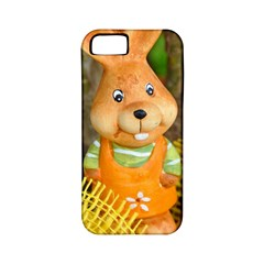 Easter Hare Easter Bunny Apple iPhone 5 Classic Hardshell Case (PC+Silicone)